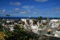 Le cimetière de Macouba