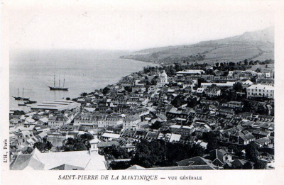 Saint-Pierre de la Martinique